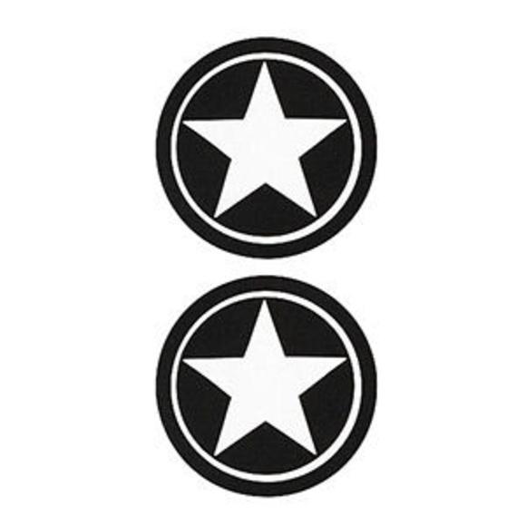 Pezoneras forma círculo con estrella central: Tienda Erótica Mistery de Tienda Erótica Mistery