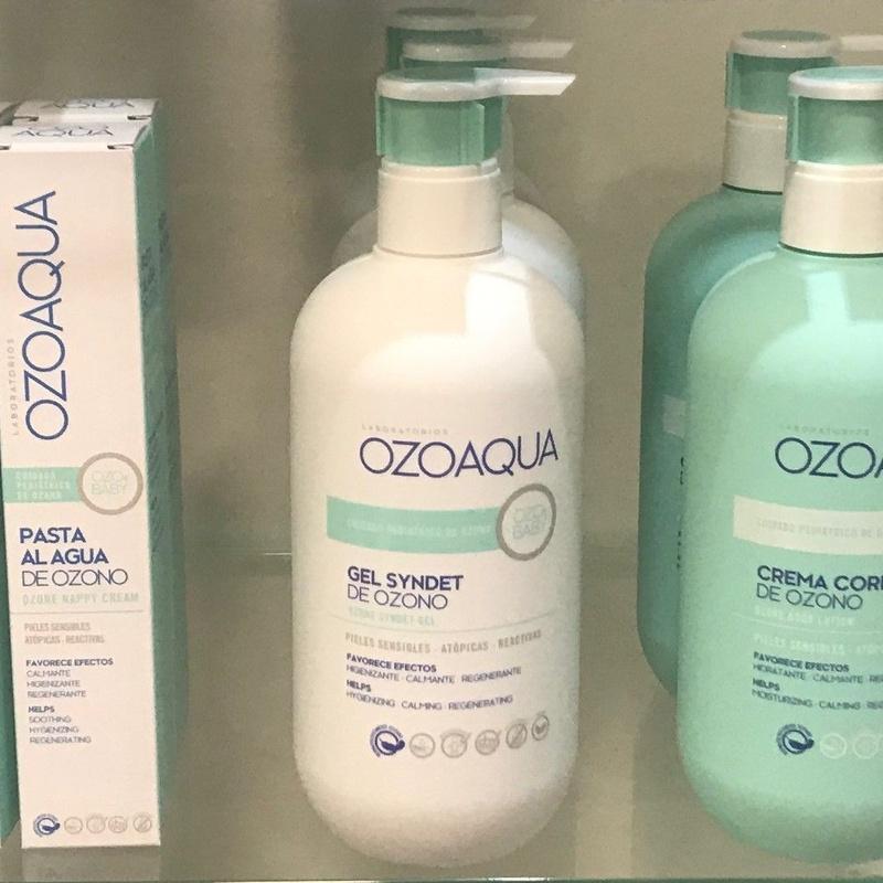 Tratamiento de ozonoterapia: Servicios de Farmacia Miguel Ángel Martín Bazo