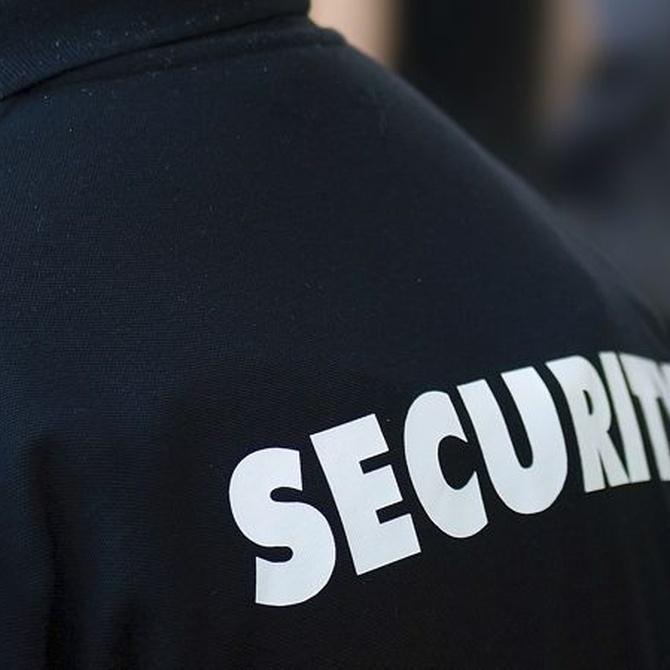 Seguridad privada en eventos deportivos
