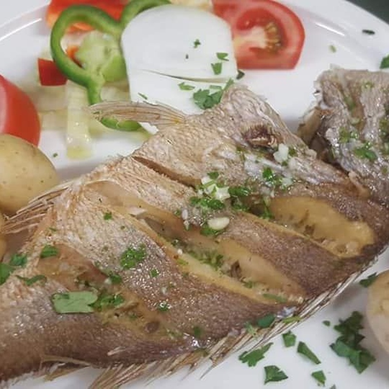 Pescados frescos: Carta de Casa Gregorio Restaurante Típico Canario