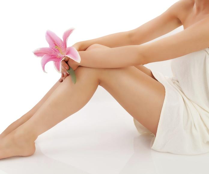 Tratamientos corporales: Servicios de Centro de belleza y peluqueria Khrystyna Karasenko