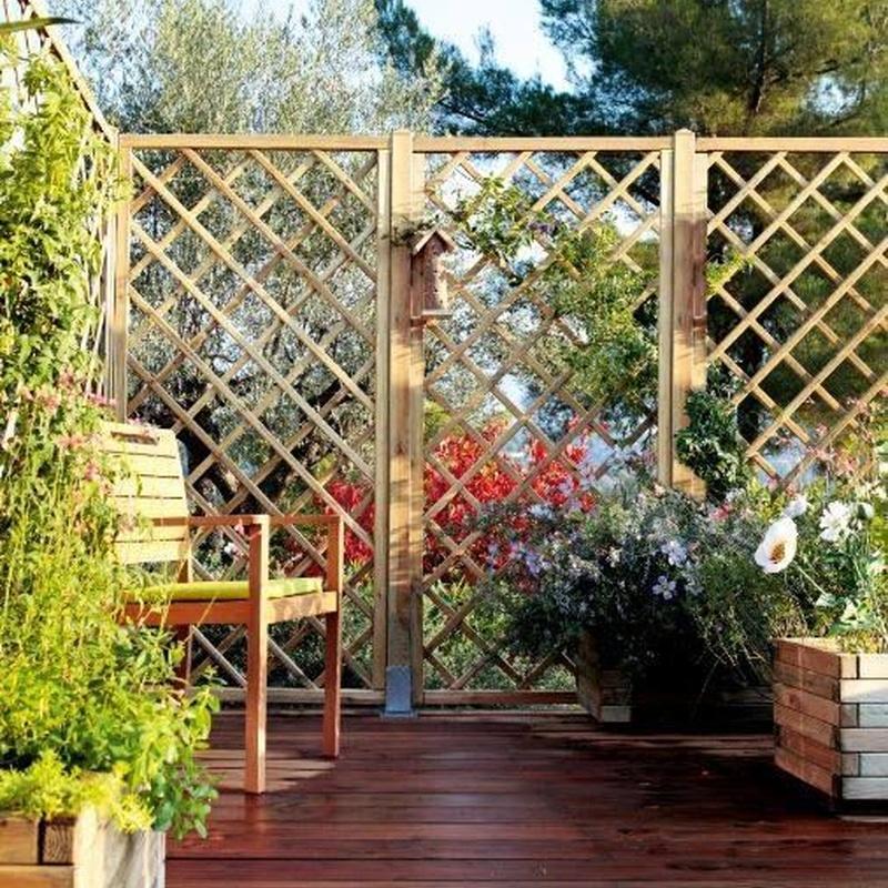 Cerramientos de jardín: Productos y servicios de Eiviss Garden