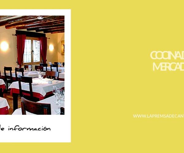 Cocina creativa y de mercado en Santa Perpètua de Mogoda | La Premsa de Can Vinyalets