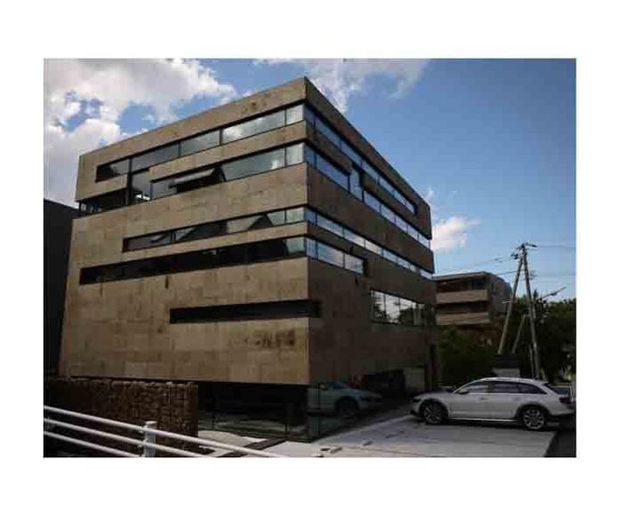 Obra realizada. SATE Japao - Estudio Arquitectura