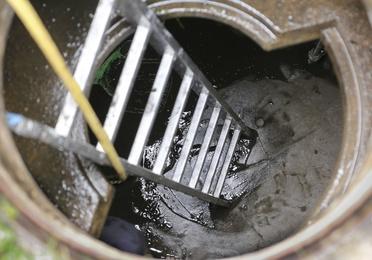 Captación de acuíferos subterráneos