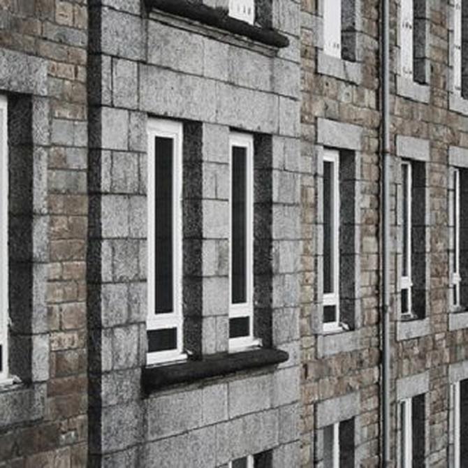 Cuidados de las ventanas de aluminio