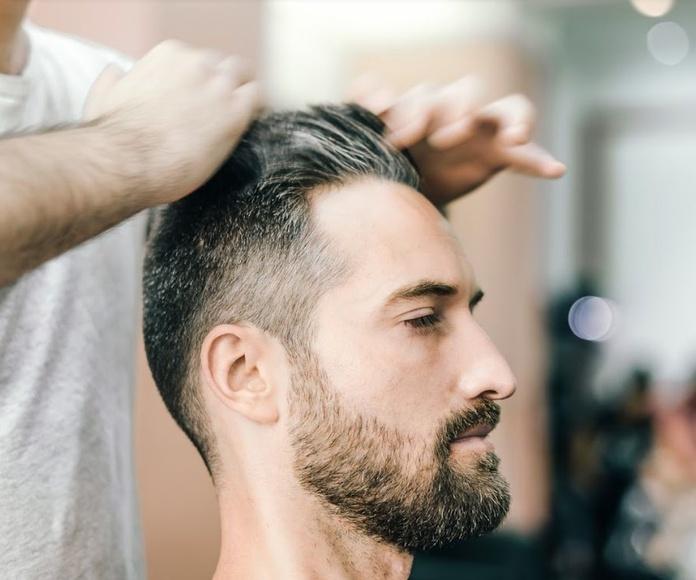 Curso de barbería y peluquería masculina: Servicios de Academia de Peluquería Franchesca