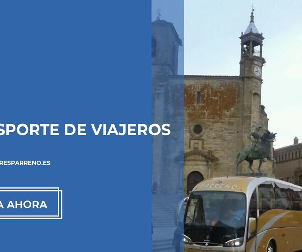 Empresas de autocares en Albacete | Autocares Parreño