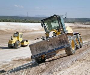 Maquinaria para movimiento de tierras en Andalucía