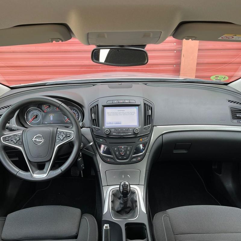 Opel Insignia 4P Selective 1.6 Cdti Ecoflex 136 CV Start & Stop:  de ASTER Autos