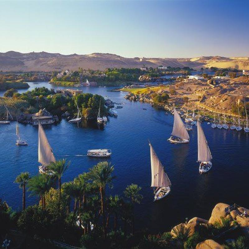 Egipto un don del Nilo: Destinos de Lucy Class Travel Tour