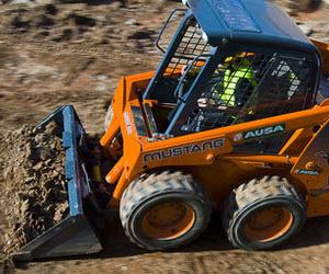 Minicargadoras con capacidad de carga de 375 kg hasta 1021 kg