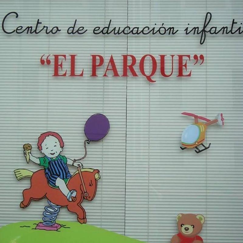 LUDOTECA VERANO: Servicios de Centro de Educacion Infantil El Parque