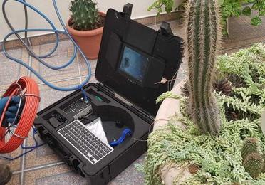 Inspecciones con pantallas de TV