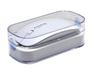 Raton Slim USB Blanco