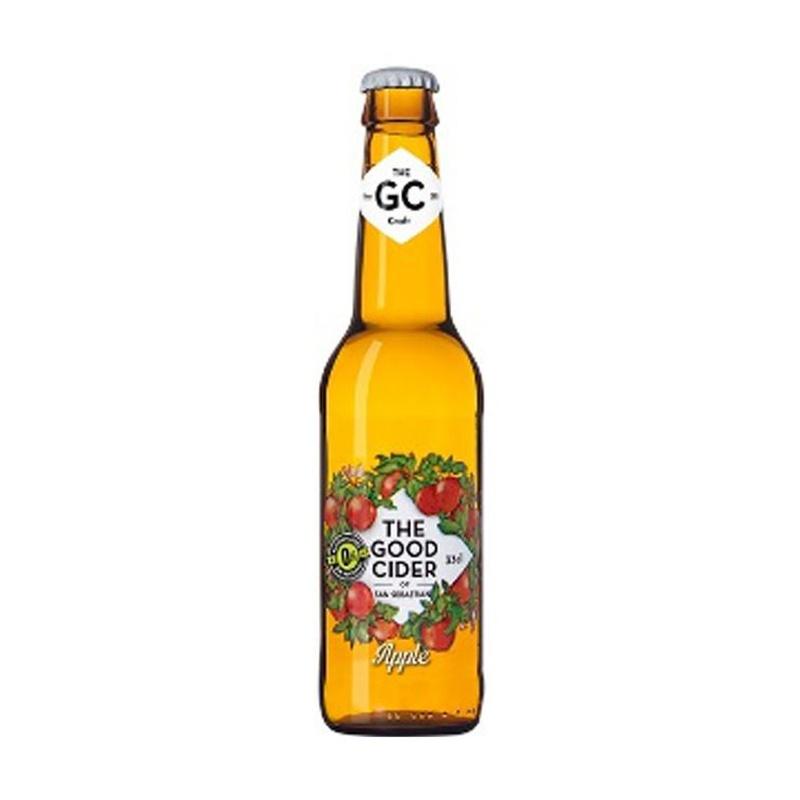 The Good Cider - Manzana 0%: Catálogo de Mainake XXI