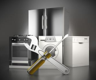 Revisión gratuita: Servicios de Sat Electrodomésticos