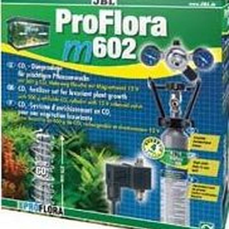 JBL ProFlora m602.