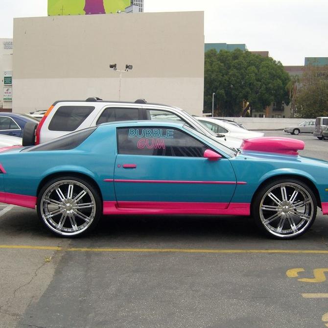 Detalles a tener en cuenta a la hora de pintar nuestro coche