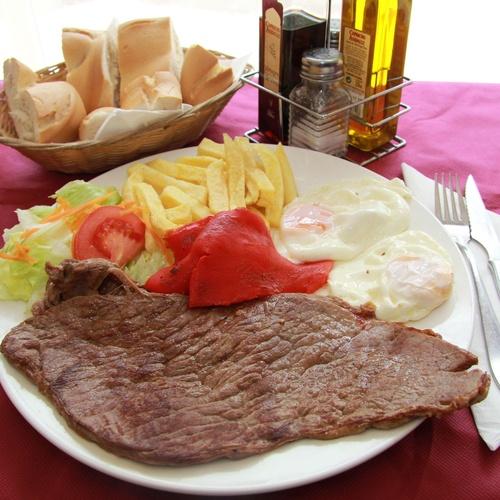 Dónde comer en Dueñas: La Chamorra