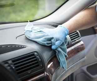 Limpieza interior y exterior de vehículos