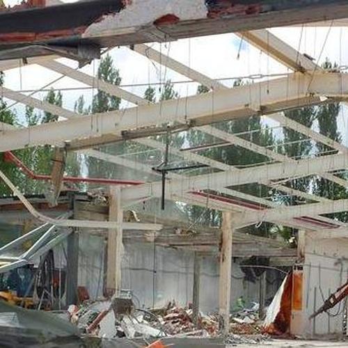 Demolición Álava