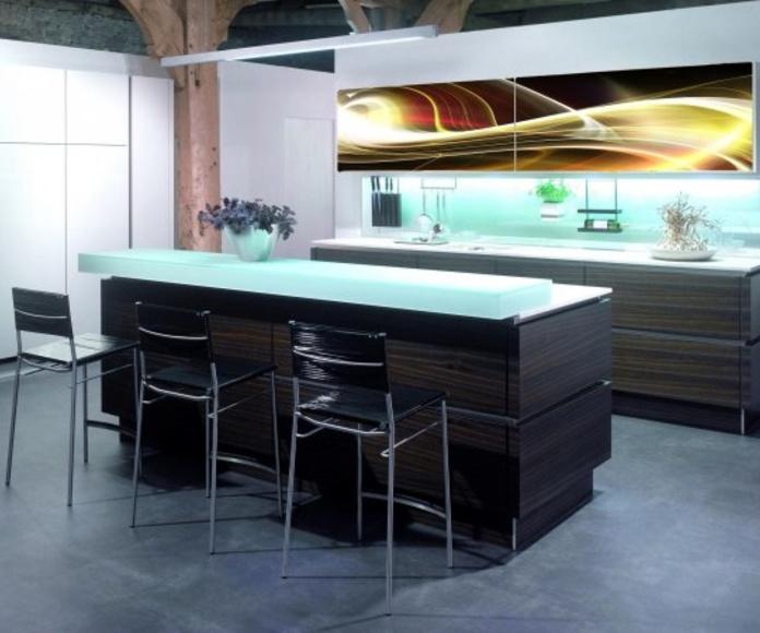 Cocinas: Productos y servicios de Cocin Nova, S.L.