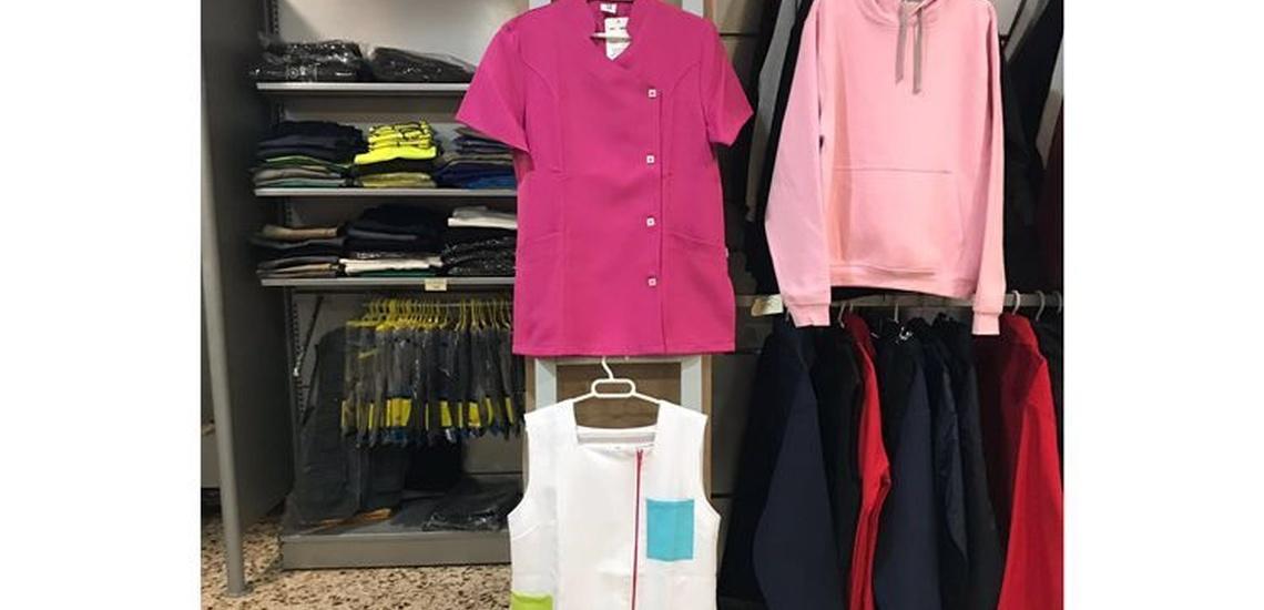 Uniformes de trabajo o ropa laboral en Lliria