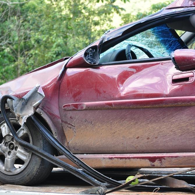 Cada vez más coches se quedan sin pasar la ITV por problemas de carrocería