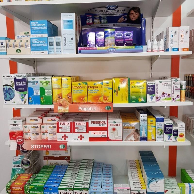 Fitoterapia: Servicios de Farmacia y Parafarmacia Ramfor e Internacional