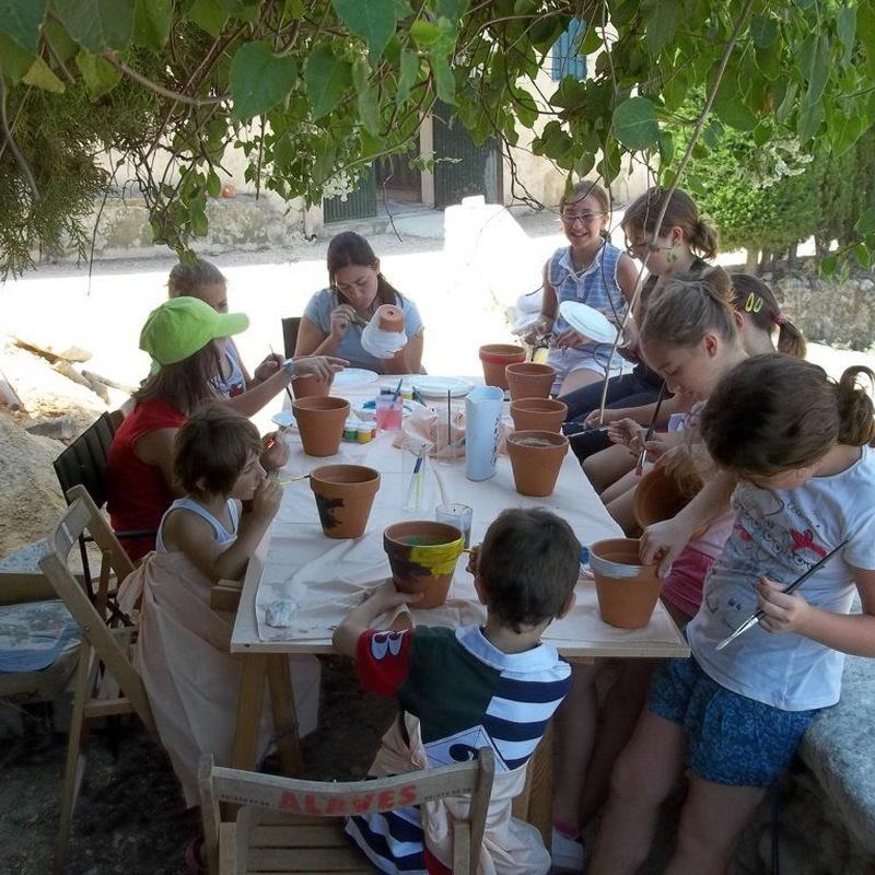 Visitas escolares: Servicios de Equitación Peluca