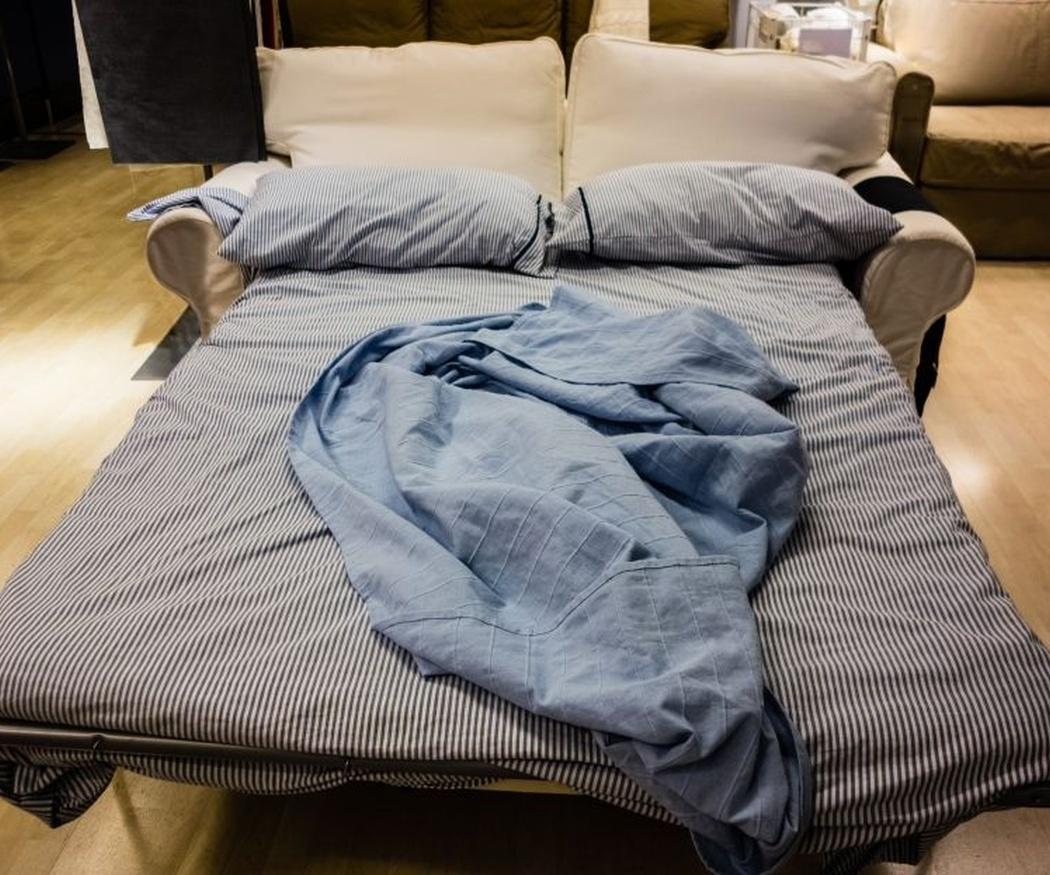 El sofá cama, ¿recomendable o no?