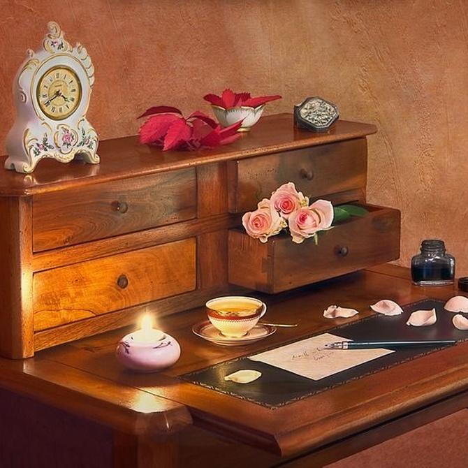 Restaura tus muebles con historia