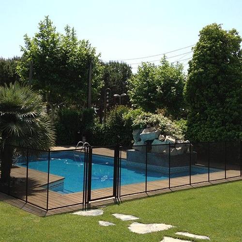 Vallas para piscinas en Menorca