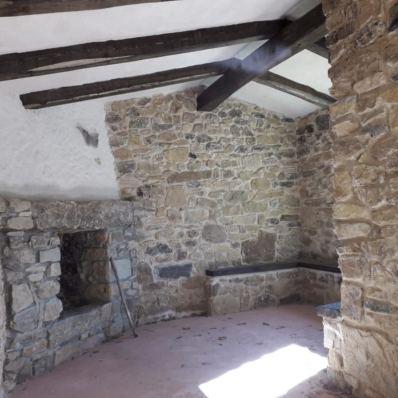Estructuras de madera para casas rústicas