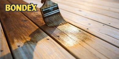 BONDEX, Nº1 en protección de maderas.