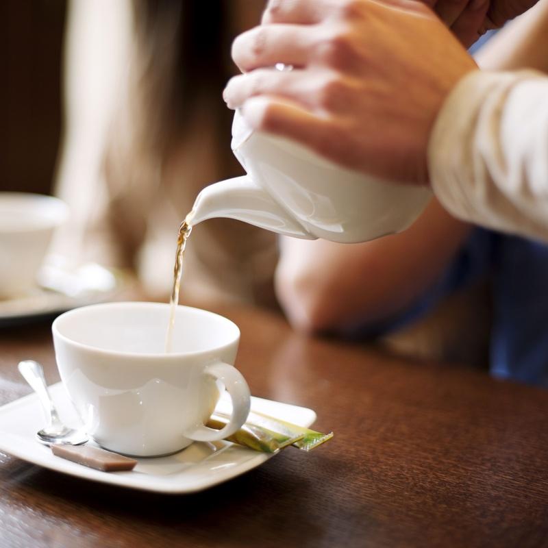 Café y té: Nuestra carta de Restaurante Eko