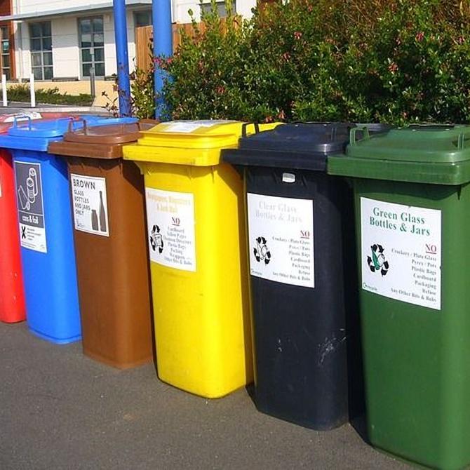 Gestión de residuos: multas por un reciclaje incorrecto