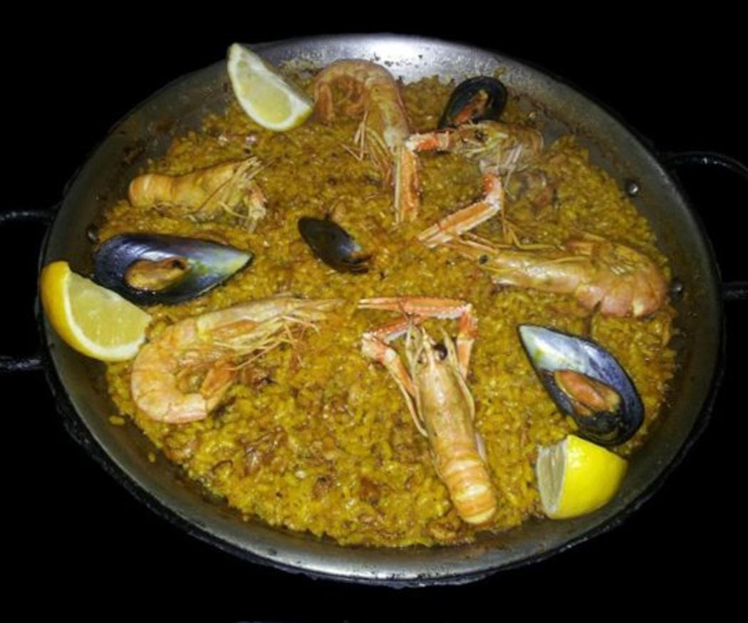 Gastronomía típica valenciana