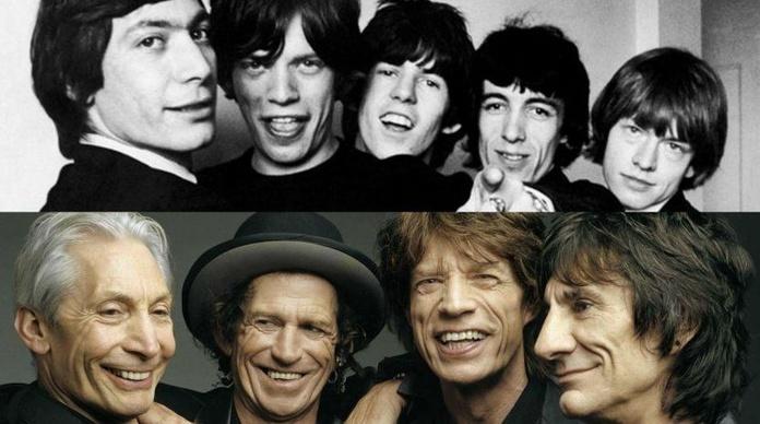 12 de julio primera actuación de los Rolling Stones