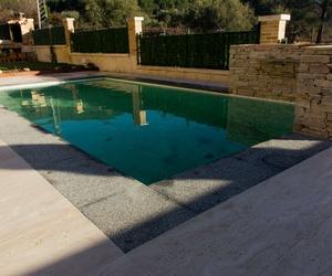 Construcciones en piedra natural en Madrid