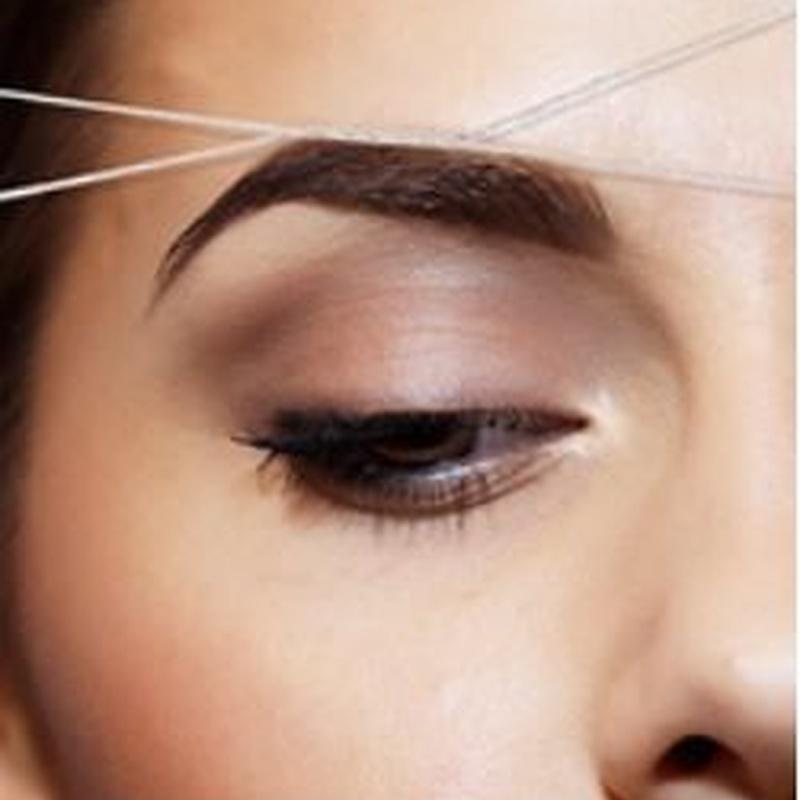 Depilación hilo: Peluquería y estética de Belleza Integral 10