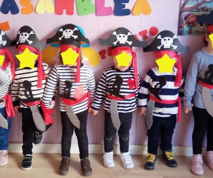 """Nuestro carnaval """" Más Pirata"""""""