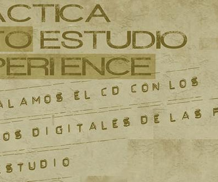 PRACTICA FOTO ESTUDIO EXPERIENCE