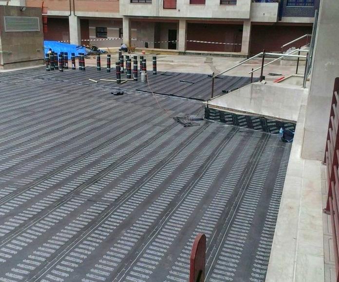 impermeabilizacion terraza oviedio