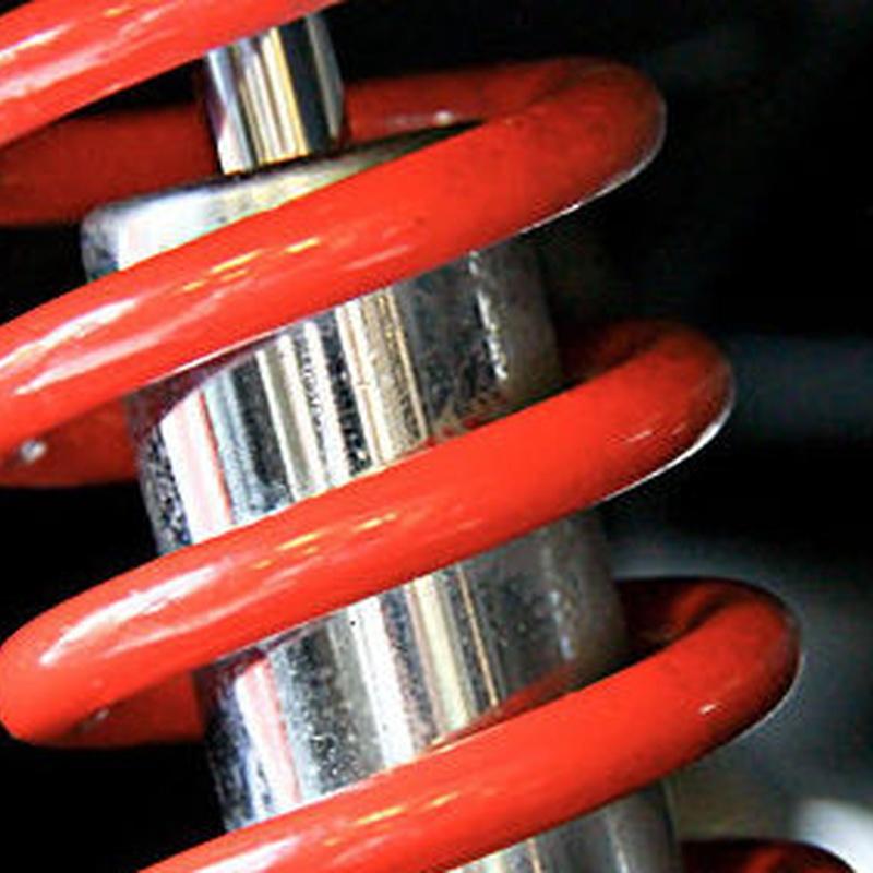 Amortiguadores: Servicios de Tallers Moré