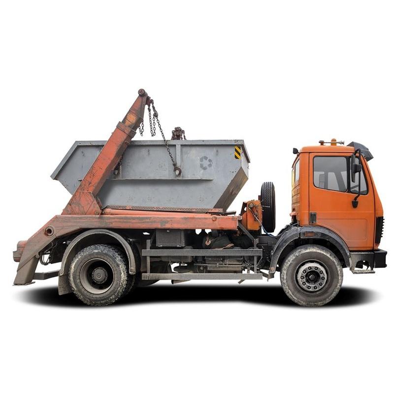 Colocación de contenedores: Productos y servicios de Hierros y Metales Orbegozo, S.L.