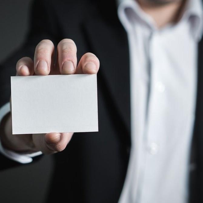 Errores comunes en las tarjetas de visita
