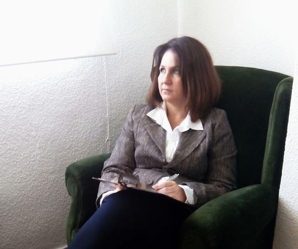 Psicóloga Helga Puerta