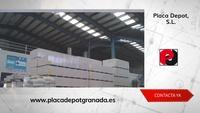 Distribución de placas de pladur en Granada - Placa Depot